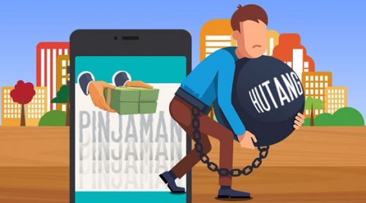 Goriau Ya Allah Hindarkanlah Kami Dari Pinjaman Online Ilegal