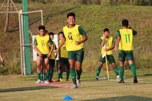 Timnas Indonesia U 19 Mulai Latihan Pertahanan