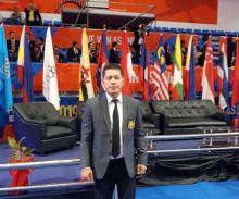 Syafrizal Bakhtiar Kandidat Wakil Presiden ASTAF