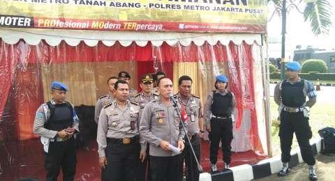 Aksi 313 Besok, Ini Pengalihan Arus Lalu Lintas di DKI Jakarta
