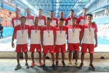 Tampil Tak Terkalahkan, Tim Polo Air Putra Juara di Taipei