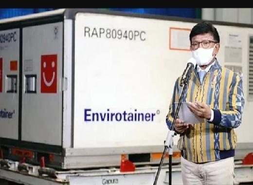 Menkominfo RI Bicara Vaksin dan Waspada Gelombang Susulan Pandemi