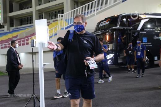 Pemain Persib Bandung Diliburkan Usai Piala Menpora 2021