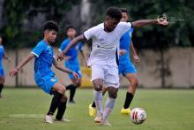 Jacksen Akui Puas dengan Progres Latihan Persipura Jayapura