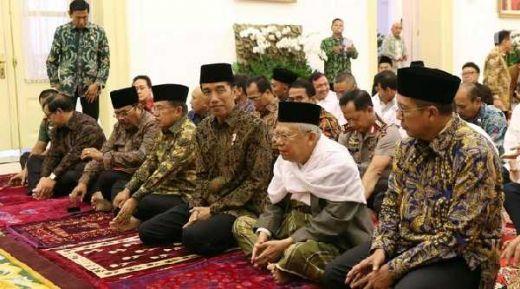 KH Maruf Amin Minta Proses Hukum Habib Rizieq Syihab Dilakukan Transparan