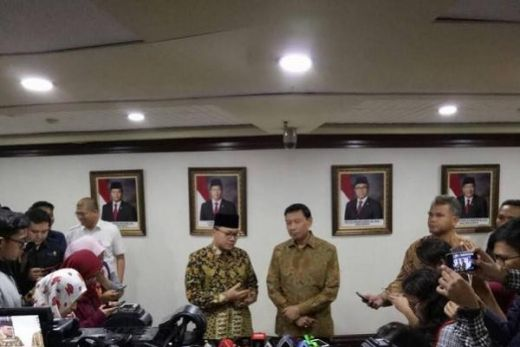 Wiranto Minta Dukungan MPR untuk Libatkan TNI Menindak Terorisme