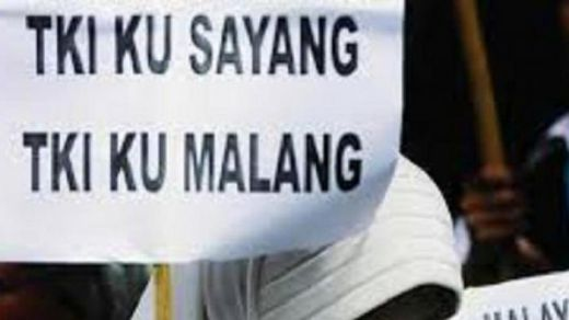 Kasihan, TKW Asal Bandung Ini Disiksa Lalu Dipulangkan Tanpa Diberi Gaji