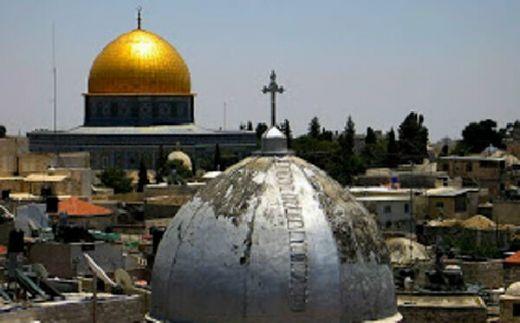 Israel Sudah Yahudikan 95 Persen Kota Yerusalem
