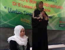 Road Show Bakti Sosial Ramadan Kembali Digelar, Forhati Santuni Kaum Dhuafa di Luar Batang