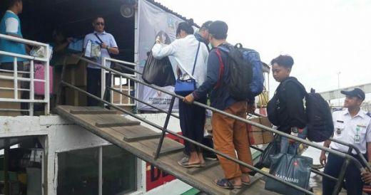 Mudik Gratis di Pelabuhan Tanjungwangi Banyuwangi Kurang Diminati Warga, Kenapa?