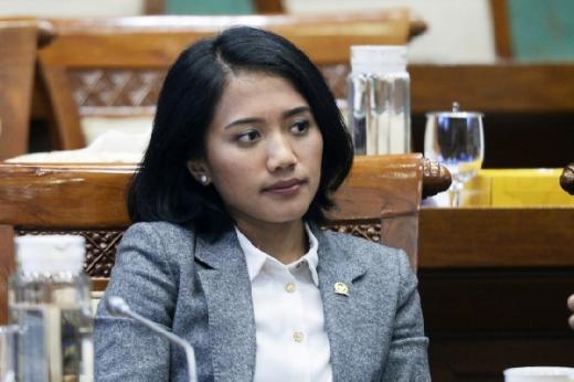 Putri Komarudin Dorong Implementasi Penjaminan Kredit Modal Kerja Baru UMKM