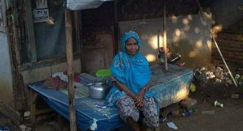 Miris, Nenek 60 Tahun Tinggal di Gubuk Reot Dekat Rumah Keluarga Besar Bupati Pandeglang