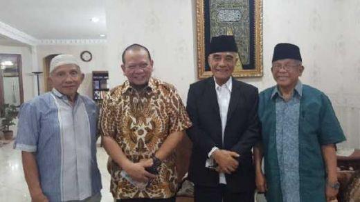 Amien Rais dan AM Fatwa Restui La Nyalla Maju Pilgub Jawa Timur