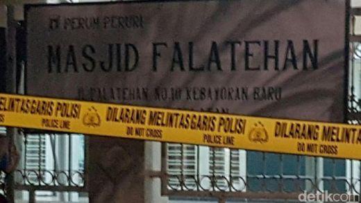 Pelaku Teriak Thogut Saat Tusuk 2 Anggota Brimob di Masjid