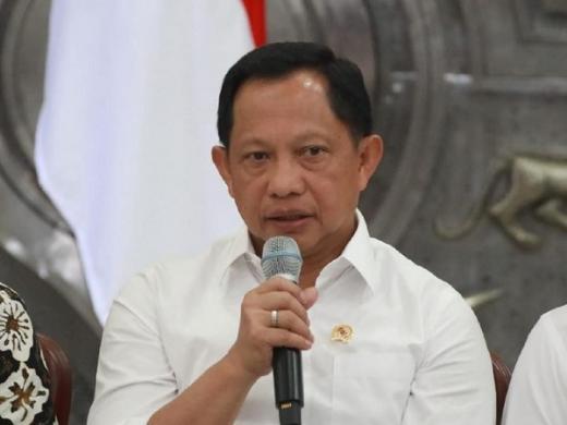 Tito Ngaku Hanya Bisa Pasrah Jika Dirinya di Reshuffle