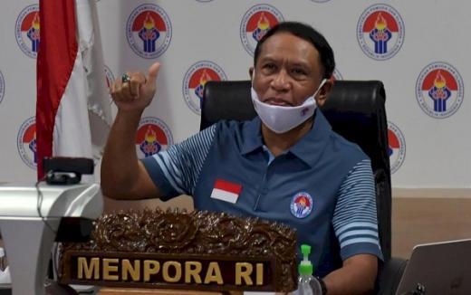 Menpora Janjikan Tempat TC Angkat Besi di Cibubur dan Hambalang
