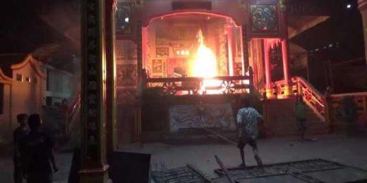 Tragedi Tanjung Balai, PBNU Minta Polisi Bekuk Dalang Kerusuhan