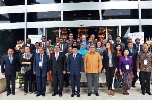 Gelar Workshop Anti Korupsi, GOPAC dan DPR RI Libatkan 11 Negara
