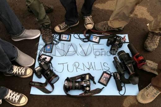Akibat Oknum TNI AU Lakukan Kekerasan Jurnalis di Medan, KJI Boikot Lomba Foto dan Video Puspen TNI
