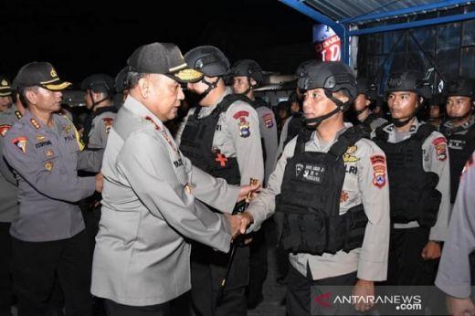 Polda Kalsel Kirim 250 Personel Brimob ke Papua