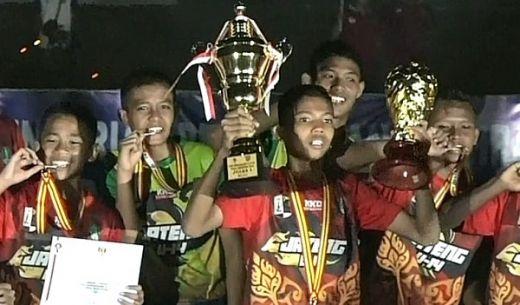 Kalahkan Banten, Jateng Raih Gelar Juara