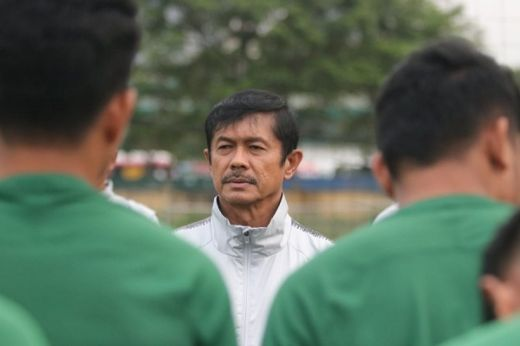 Indra Sjafri Gelar Latihan Internal Game