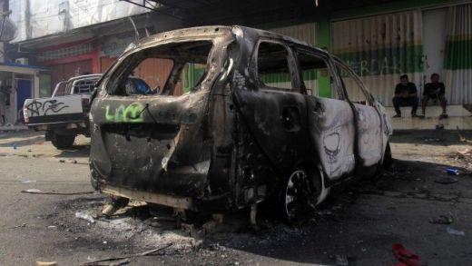 Ini Foto-foto Terkini di Jayapura Usai Kerusuhan Papua