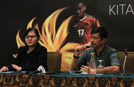 Timnas U 23 Indonesia Tampil di China