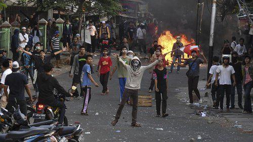 Selain Atma Jaya, Polisi Juga Terlibat Bentrok di Universitas Moestopo