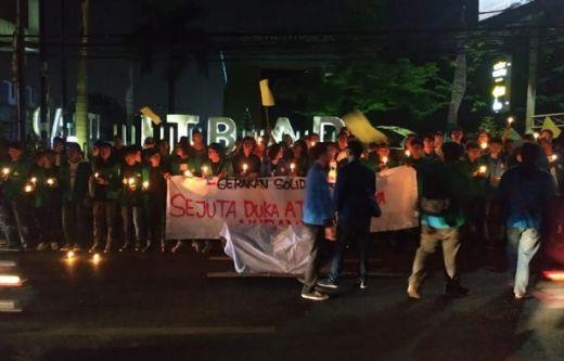 Mahasiswa dan Pelajar Korban Bentrok Dibawa ke Universitas Atma Jaya