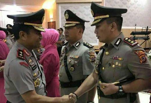 AKBP Stefanus Michael Tamuntuan, Resmi Jabat Kapolres Bitung