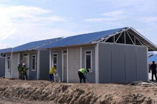 Berikut Perkembangan Rehabilitasi dan Rekonstruksi Pascabencana di Sulteng