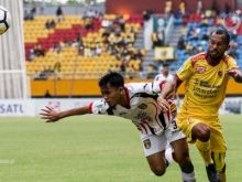 Mitra Kukar Dipaksa Akui Ketangguhan Sriwijaya FC