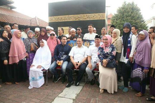 35 Orang Penyandang Disabilitas Diberangkatkan Umrah, Ini Harapan Ketua MPR