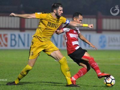 Pensiun dari Bhayangkara FC, Vladimi Vujovic Jadi Pelatih Tim Promosi