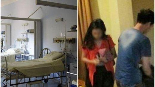 Viral Video Pasangan Mesum di Atas Ranjang Rumah Sakit, dengan Selang Infus Terpasang di Tangan