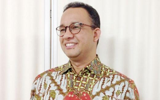 Survei Membuktikan Anies Baswedan Gubernur Paling Populer Sepanjang 2019