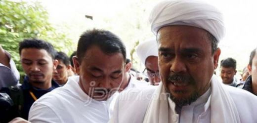 DPD Khawatir, Kriminalisasi Habib Rizieq Bisa Picu Kemarahan Umat Islam