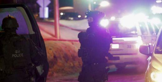 Profesor Tewas Ditembak saat Shalat Berjamaah di Masjid Quebec