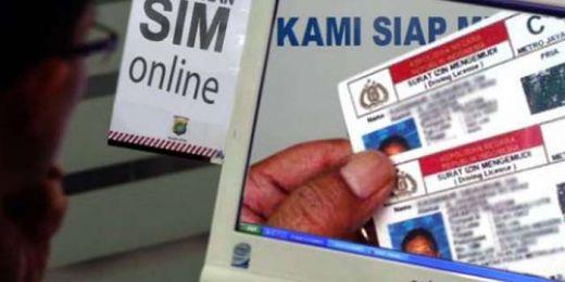 Polisi Tangkap Pembuat SIM Palsu