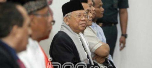 Tudingan Kubu Ahok di Persidangan Bikin Ketua MUI Berang