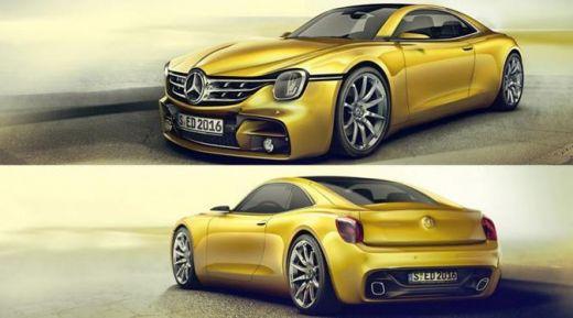 Kemolekan Tubuh Mercedes-Benz 350 SE
