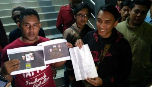 Mahasiswa Laporkan Penyebaran Video Chat Berisi Komentar Firza Husein ke Polda Metro