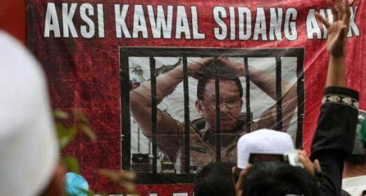 Ahok Tuduh Ketua Umum MUI Berikan Keterangan Palsu, Juga Ancam Akan Memproses Hukum