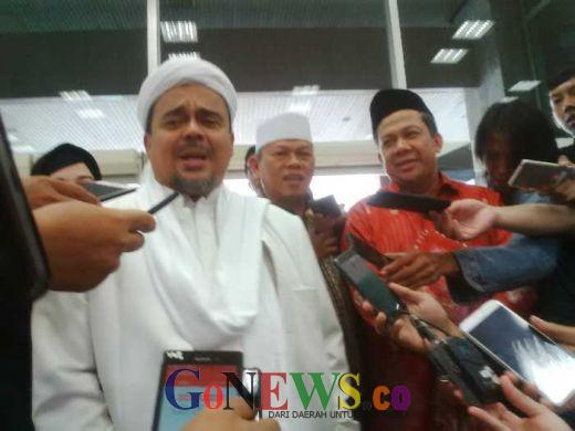 Polisi Selidiki Penyebar Konten Porno yang Menyerang Habib Rizieq