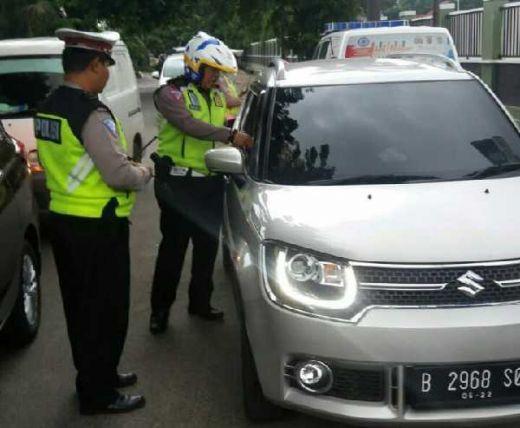 Lawan Arus, Ditlantas PMJ Tindak 2.857 Pelanggar di Jalan Raya