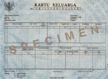 Dukcapil Terbitkan 3.549 KK Korban Gempa Sulbar