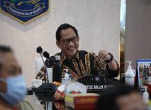 Tito Jelaskan Kenapa Vaksinasi harus Dipercepat