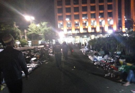 Umat Islam Berkumpul di Masjid Istiqlal, Siap Aksi 313