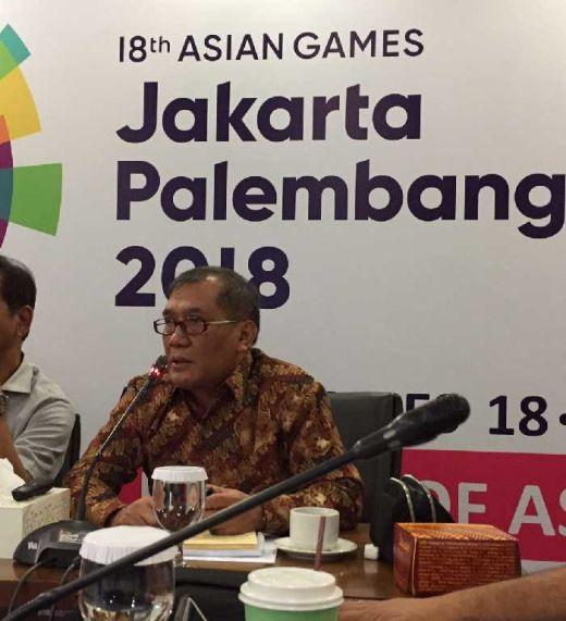 Berkumpul di FX Senayan, KOI, Satlak Prima dan PB/PP Bahas Persiapan SEA Games 2017
